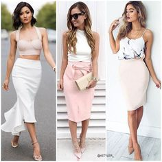 Which outfit suits better for a drinks date? We asked the experts--TAP the link in bio. : @meganrunionmcr @micahgianneli ___ Follow 4Styler_ to get style tips and outfit ideas every day.