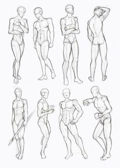416 Awesome Figure Drawing Poses Images In 2019 Manga Drawing