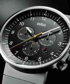 【楽天市場】【日本正規代理店品】 ブラウンBRAUN腕時計 クロノグラフ  BN0095BKBKBTG ブラウン腕時計:インテリア雑貨 セシセラ