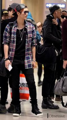 Luhans airport fashion <3