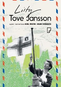 Okładka książki Listy Tove Jansson