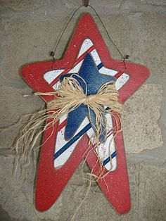 SAWDUST SANITY: 4th of July Crafts!!