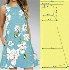 Sewing Patterns Free, Sewing Tutorials, Clothing Patterns, Diy Clothing, Sewing Clothes, Fashion Sewing, Diy Fashion, Formation Couture, Sew Your Own Clothes