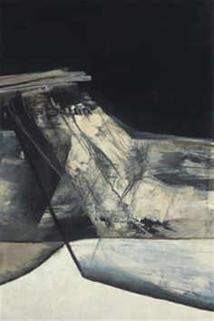 Inger Sitter - Stone and water, 1972