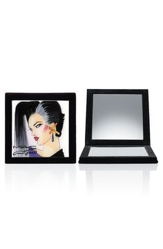 Compact Mirror ($25). Preview all the @MACcosmetics and Antonio Lopez collection here: