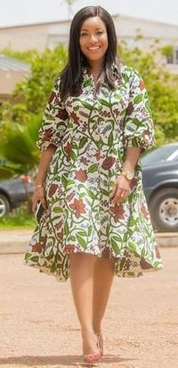 joselyn dumas in african fashion dress, African fashion, Ankara, kitenge, African women d… – African Fashion Dresses - African Styles for Ladies African Fashion Ankara, African Fashion Designers, Ghanaian Fashion, Latest African Fashion Dresses, African Dresses For Women, African Print Dresses, African Print Fashion, African Attire, Africa Fashion