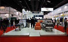 Exhibition stands allow you to achieve your specific marketing objectives with analysis of your needs and targets for the show UAE. Organizing, Organization, Exhibition Stands, Booth Design, Uae, Germany, Designers, Management, Wellness