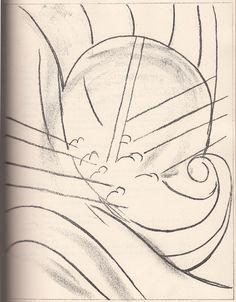 Henri Matisse's Rare 1935 Etchings for James Joyce's Ulysses.