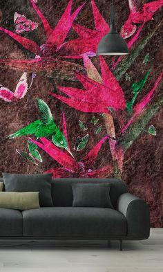 04_06 Tropicana Wallpaper by Applicazioni D'Arte _ Ladri di Atmosfere collection