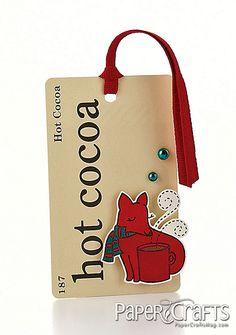 Hot Cocoa Tag by Chan Vuong