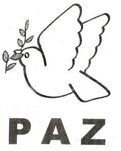 Cartel por la Paz - Dibujalia - Dibujos para colorear ... Anime, Character, Maps, Diy Home, Diy Creative Ideas, Molde, Creativity, Little Birds, Free Coloring Pages