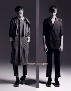 SS12 Wooyoungmi Campaign
