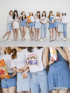 Similar Look by Color     The Similar Look:   Popular fashion trend in Korea   Twinning with your girlfriends without actually looking l...