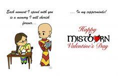 Sazed & Tindwyl - Mistborn Valentine