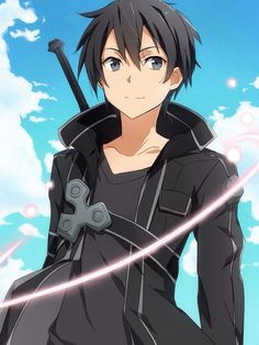 Loving this render of Kirito