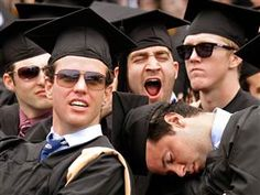 Image: Boston College Commencement ceremony