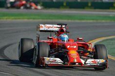 GP de Australia 2014 - Libres 1 - Fernando Alonso