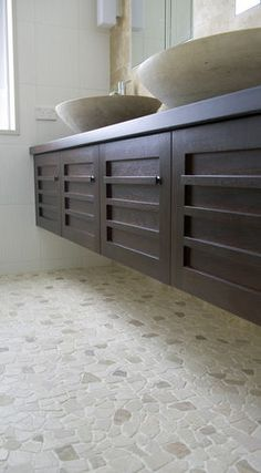 Michael S Smith Cosmati Stone Mosaic Tile - Ann Sacks Tile & Stone - traditional - bathroom tile - other metro - ANN SACKS