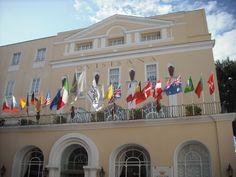 Capri, Italy: The Qvissiana Hotel