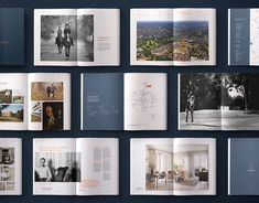 One Seymour St. - Luxury Residential Property Branding on Behance Graphic Design Brochure, Brochure Layout, Book Design, Layout Design, Print Design, Property Branding, Annual Report Design, Creative Industries, Magazine Design