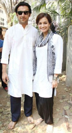 cool casual indian wear for him and her