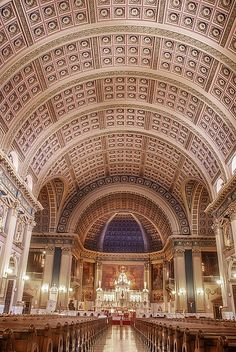 Our Lady Of Sorrows Basilica, Chicago USA
