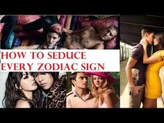 Ever wonder how to approach someone?  Or seduce someone? Why not let the stars help you with your seduction with clues on how to seduce a particular zodiac sign?