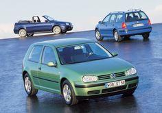 VW Golf IV (1997-2004)