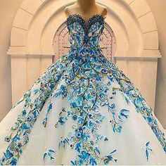 I would wear this to my wedding