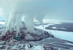 "Canadians Spin Huge Pollution Levels as ""Responsible Development"" - Oil Change International"