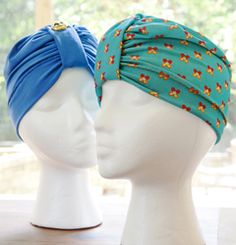 Follow our step-by-step instructions for sewing an easy-to-make head covering.