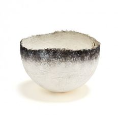 Gizella Warburton Shadow Vessel Made from natural cottons and linens that are patched together, each shadow vessel is a unique piece of visual language with its own faded and frayed variations and characteristics.