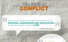 """Wise Words on Peace and Understanding: A Conflict Resolution Quotes Graphic"" on Virtual Learning Connections http://www.connectionsacademy.com/blog/posts/2013-10-25/Wise-Words-on-Peace-and-Understanding-A-Conflict-Resolution-Quotes-Graphic.aspx #bullyingprevention #peacequotes"