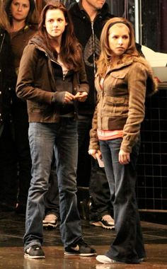 Bella + Jessica ~ The Twilight Saga: New Moon ~ The Second Movie ~