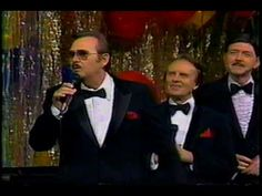 Masters V - Oh What A Savior - featuring tenor Rosie Rozell, singing one of his signature songs. Other personell are, JD Sumner - bass Jake Hess - baritone, James Blackwood - lead.