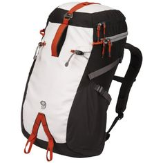 Mountain Hardwear Hueco 35L Backpack  Shark Regular * Details can be found by clicking on the image.(This is an Amazon affiliate link and I receive a commission for the sales)