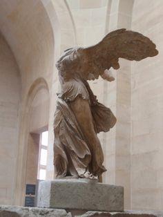 louvre_winged_victory.jpg (1800×2400) - nike - visitado no inverno de 2010/2011 =)