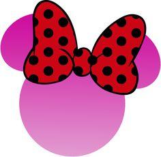 Originales cabezas de Mickey y Minnie. - Ideas gratis para fiestas ...