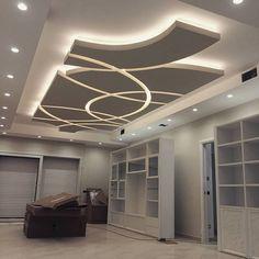 Gypsum Ceiling Design, House Ceiling Design, Ceiling Design Living Room, Bedroom False Ceiling Design, Home Ceiling, Ceiling Decor, Living Room Designs, Drawing Room Ceiling Design, Simple False Ceiling Design