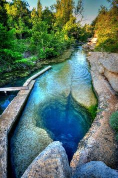 Really Cool ! Jacob's Well in Texas
