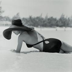 Ann Turkel, Naussau, Bahamas, March 1970Photographer: Patrick...
