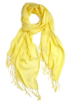 We're Butter Together Scarf, #ModCloth