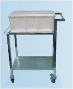 Chariot de décontamination [Plusieurs tailles disponibles : nous consulter : 04 99 52 62 32 - siege@steam.fr]