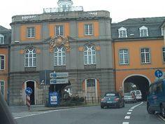 Bonn, Teil der Uni
