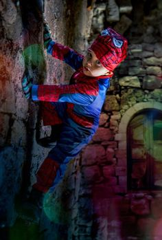 This little spider-man photo was taken by my sister Marjaana Malkamäki. I processed the picture. My son is five years old here and liked to empathize when he got a spider man outfit. Man Outfit, Party Entertainment, Man Photo, Spiderman, Entertaining, Graphic Design, Portrait, Children, Photography