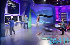 """Disney's Win, Lose Or Draw"" Episode ""Olivia And Leo"" Airs On Disney Channel January 17, 2013 (Olivia Holt and Leo Howard)"
