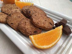 csokis narancsos diétás keksz