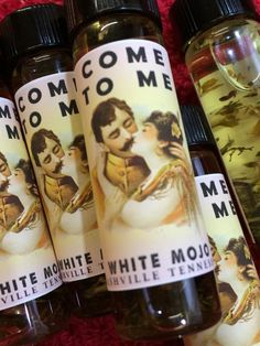 Come to Me Oil - Attract a New Lover Hoodoo oil - voodoo, witchcraft, spells by whitemojo on Etsy