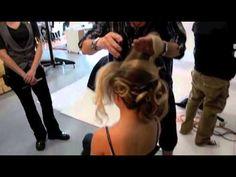 Aqua Hair Extension - Behind the Scene 2013