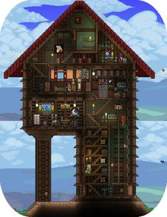 Top 10 Best Terraria Structure IdeasMasters InfoSoft